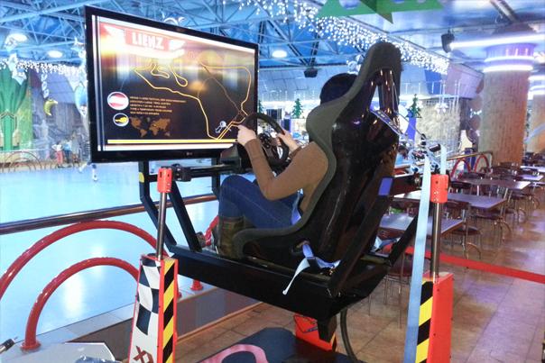 Игровые аппараты-симуляторы гейм зона продажа игровые автоматы * бук оф ра