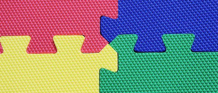 Мягкий пол для детской комнаты Мягкие покрытия