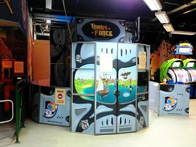 Купить Б/У аттракционы и игровые автоматы